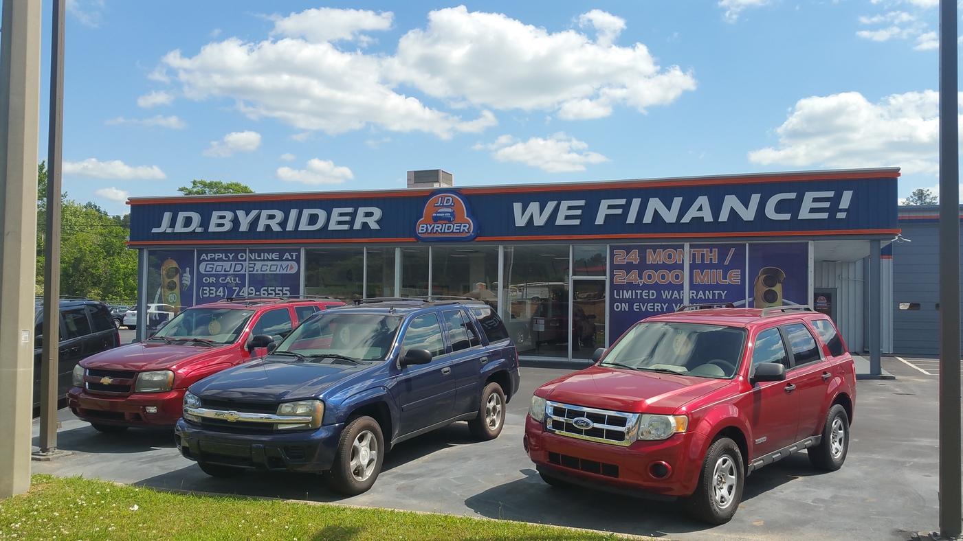 Jd Byrider Inventory >> Vehicle Inventory Opelika Al 36801 Byrider