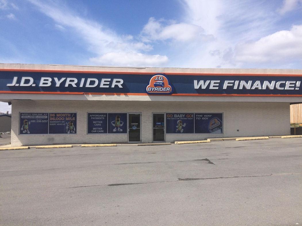 Byrider 4631 Robert C. Byrd Dr. Beckley, WV 25801