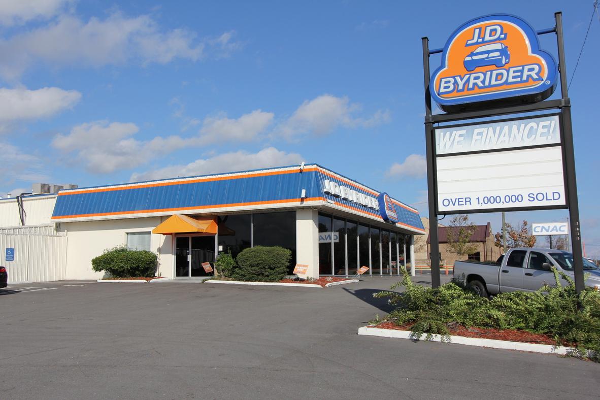 J.D. Byrider 3815 W. Beltline Blvd. Columbia, SC 29204
